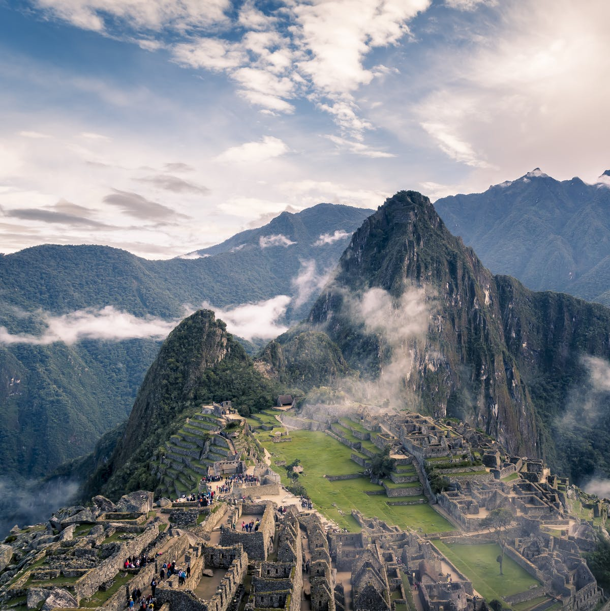 Fault lines reveal answer to ancient Machu Picchu mystery
