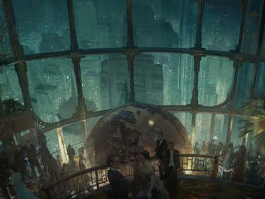 There Will Never Be a Place Like Rapture From 'BioShock'