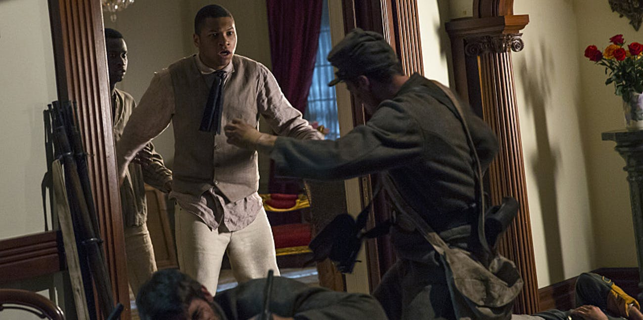 """'Legends of Tomorrow' """"Abominations"""""""