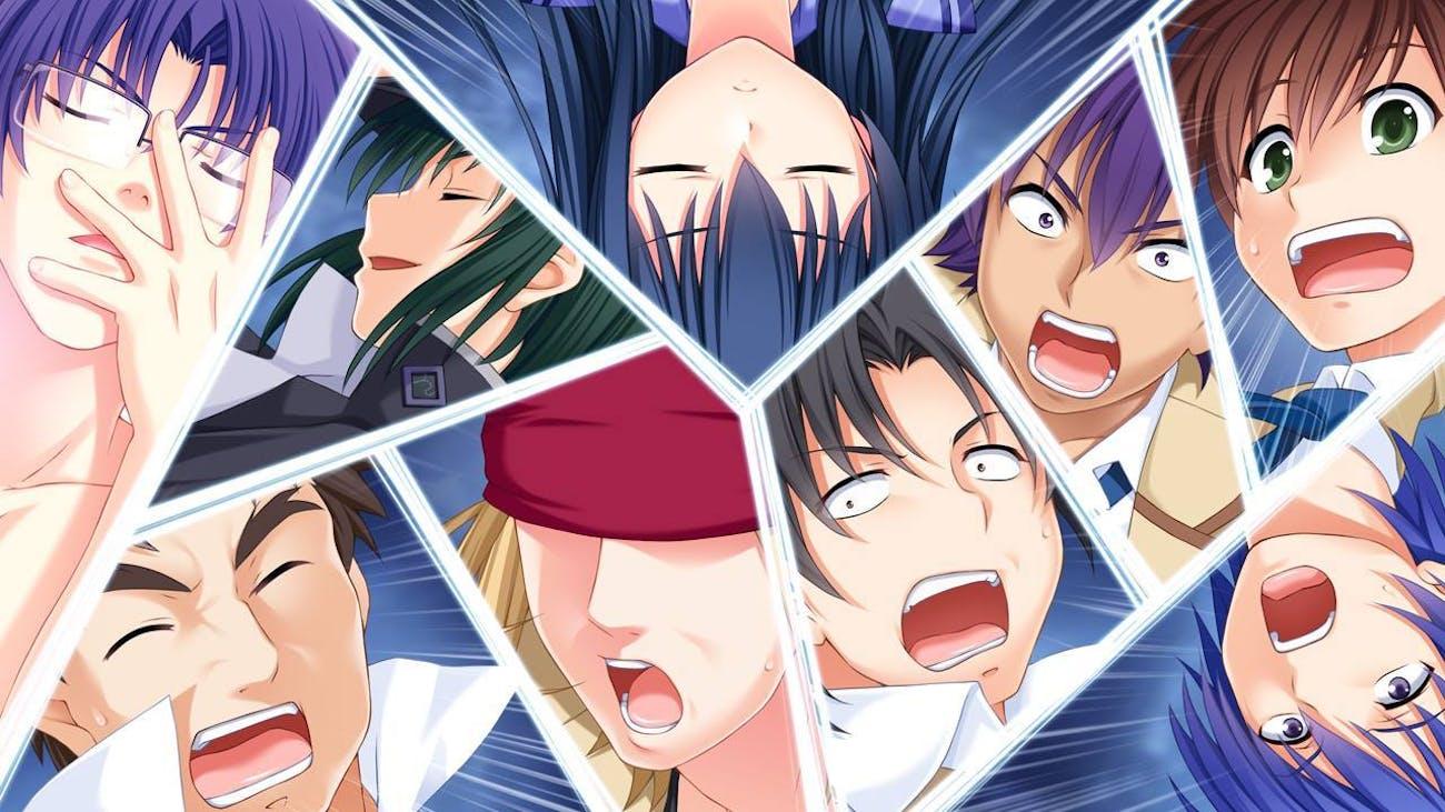 Angel Beats anime