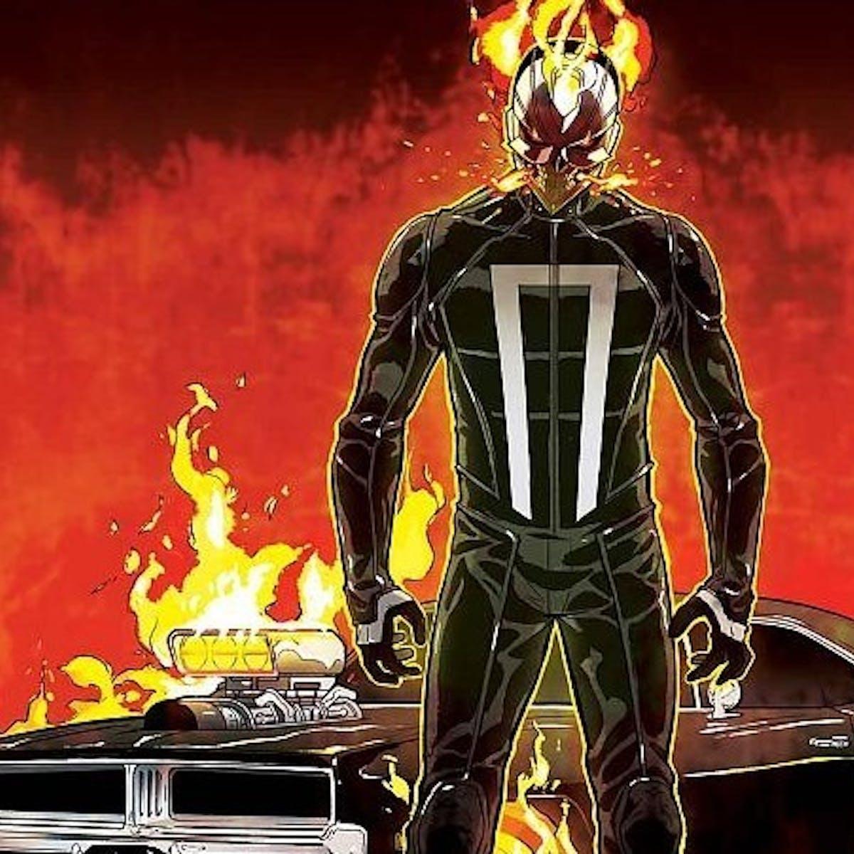 Marvel Might Make a Robbie Reyes 'Ghost Rider' Movie | Inverse