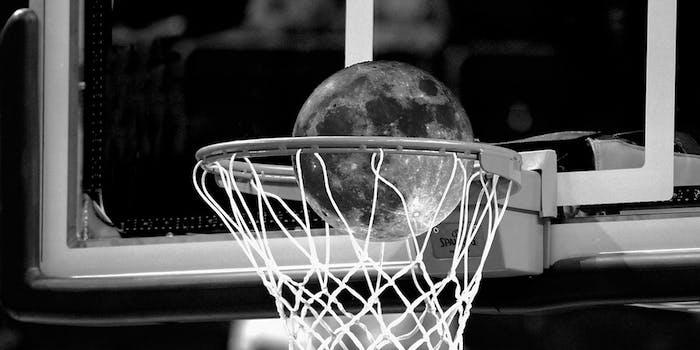 moon basketball