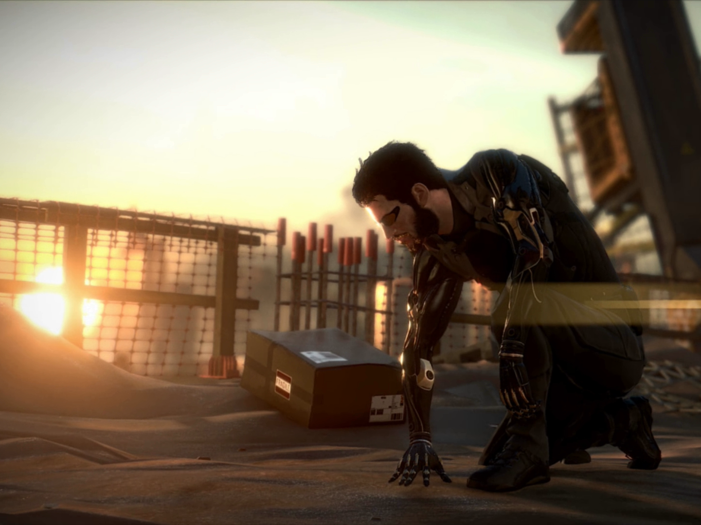 The 6 Best Augmentations in 'Deus Ex: Mankind Divided'