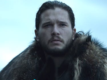 Kit Harington Has a Theory on Why Jon Would Be the Best King