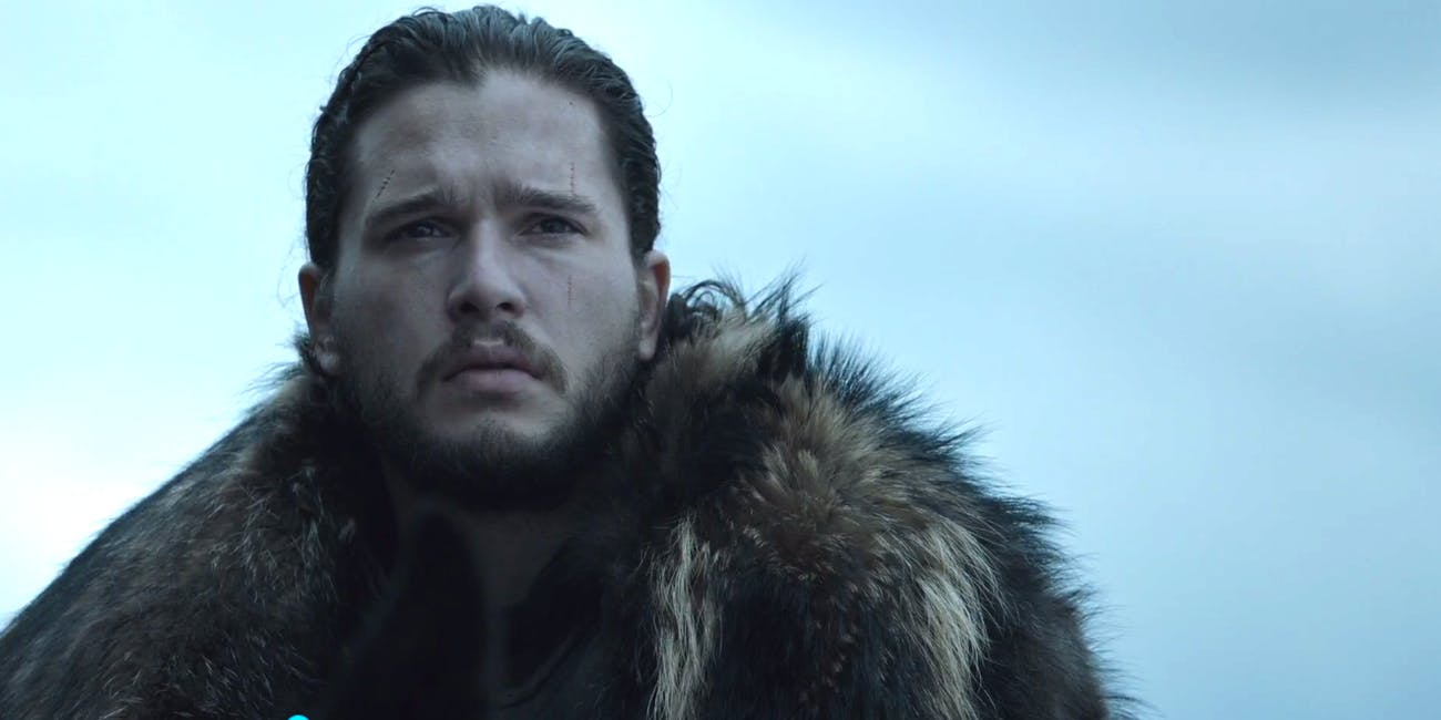 Kit Haringon thinks Jon Snow would be the best king on 'Game of Thrones'