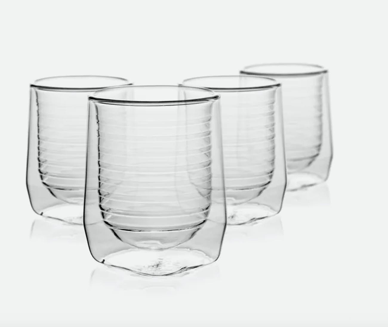 Duo Glassware Set