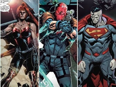 Forget Suicide Squad, Where's The Badass Anti Justice League?