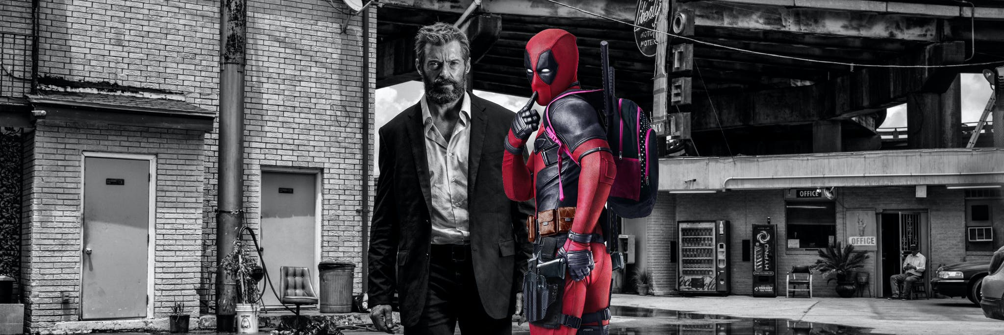 Logan Deadpool