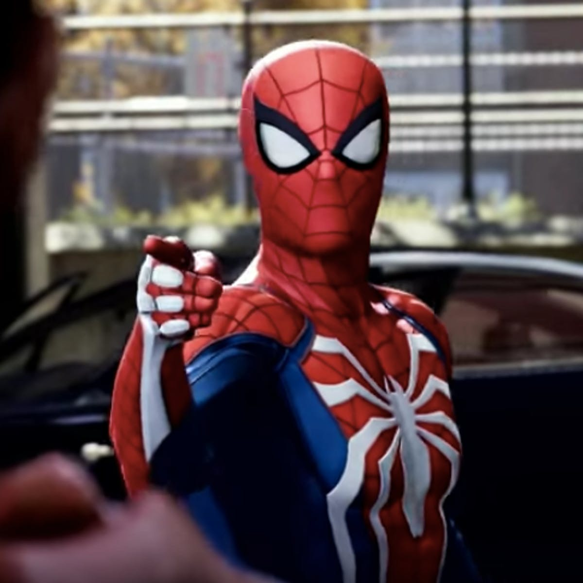 58abf44b018053  Spider-Man  PS4  Miles Morales Meets Spidey in New Video Game Trailer