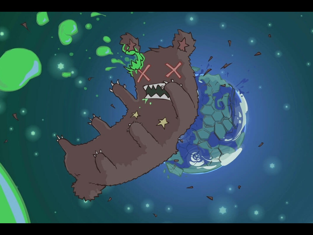 'Pit People' Opens with a Space Bear and Only Gets Stranger