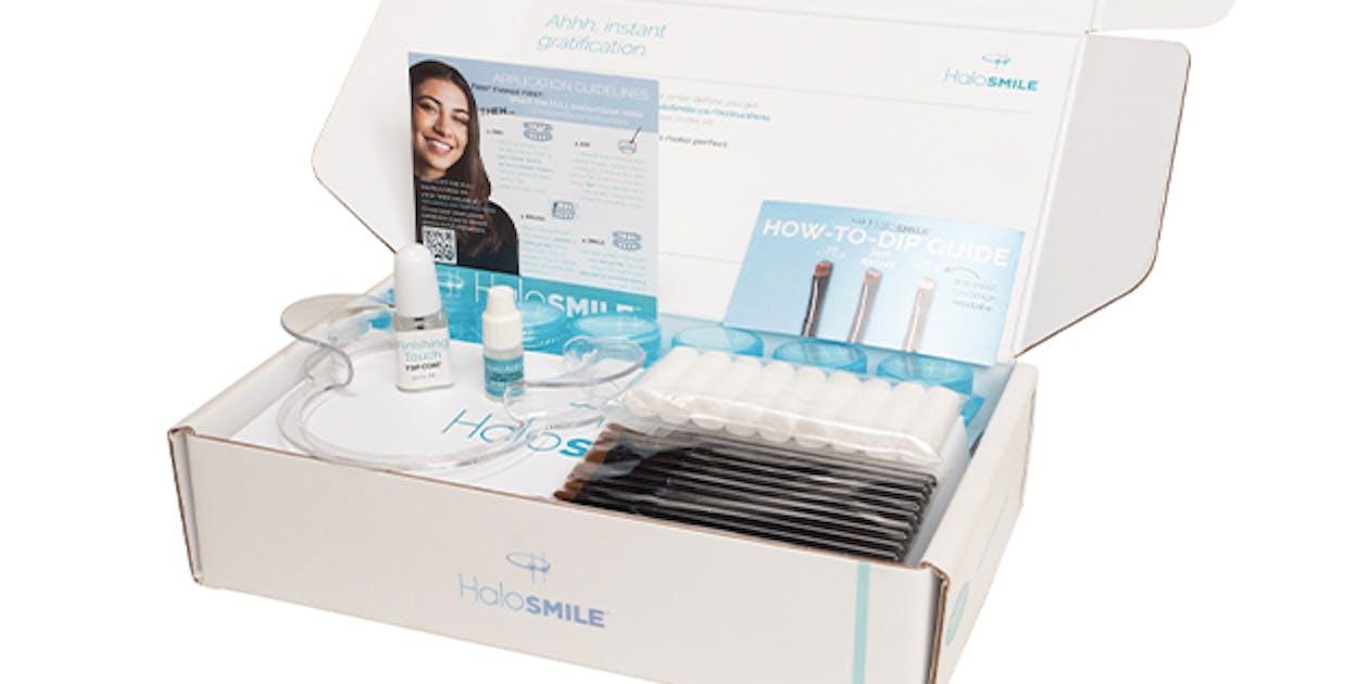 HaloSmile 6-Application Teeth Whitening Kit