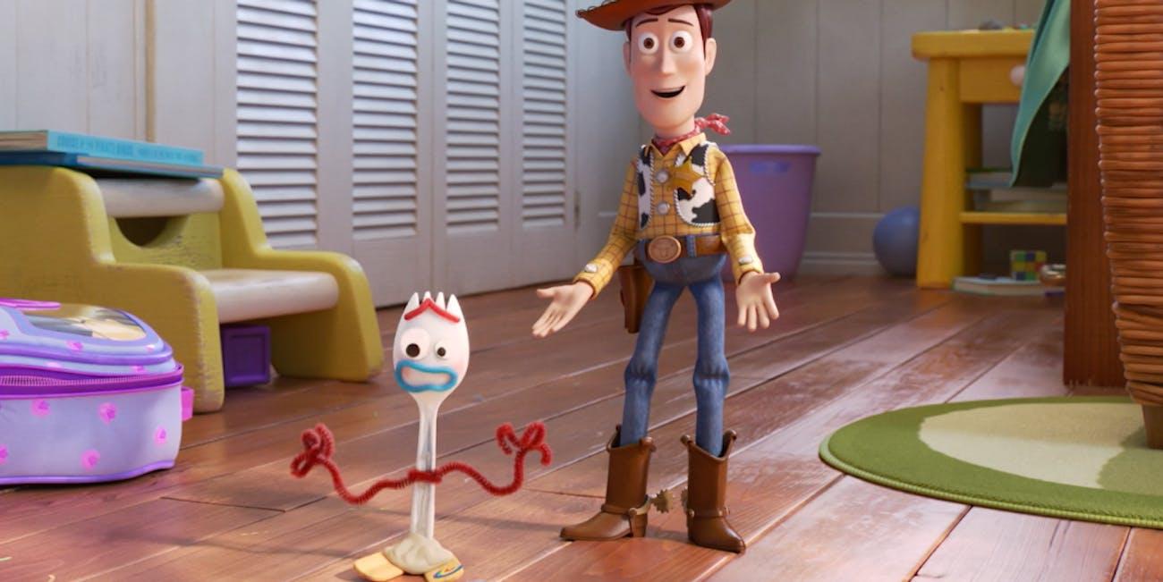 Toy Story 4 Forky
