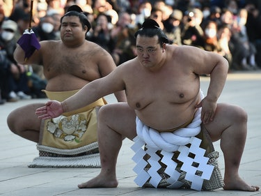 How a DDoS Attack Is Like a Sumo Wrestler