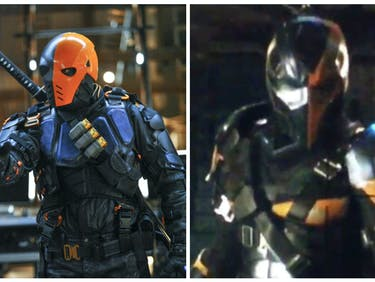 "DCEU Deathstroke Says ""Nah, I'm Good"" to Watching Arrow"