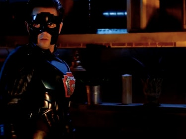 The 'Doctor Who' Christmas Special is a Full-On 'Superman' Tribute