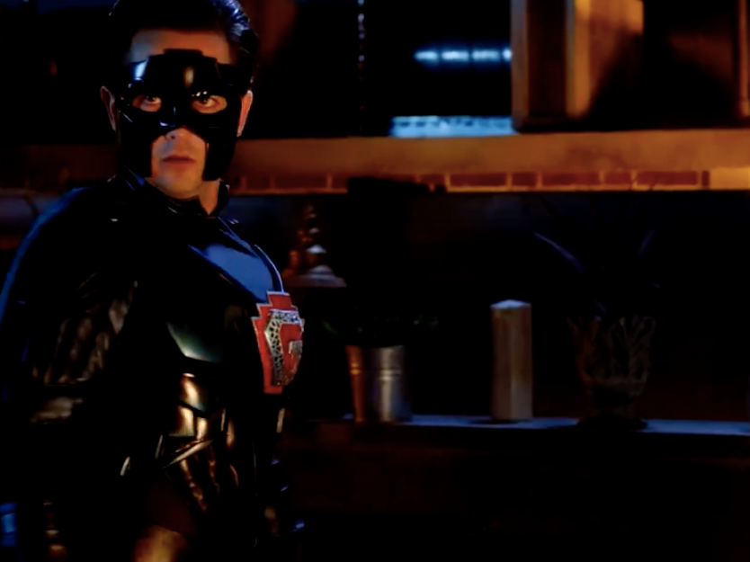The 'Doctor Who' Xmas Special is a Full-On 'Superman' Tribute