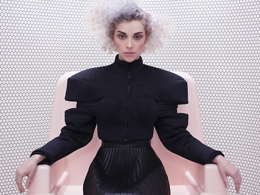 St. Vincent to Direct Horror Film Alongside Karyn Kusama and Roxanne Benjamin