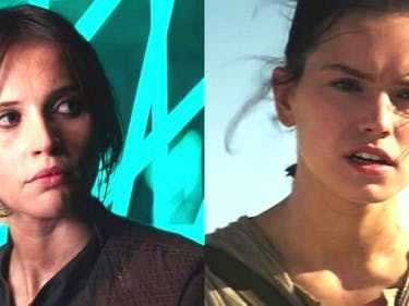 Jyn Erso's 'Rogue One' PSA Explains She Is Not Rey