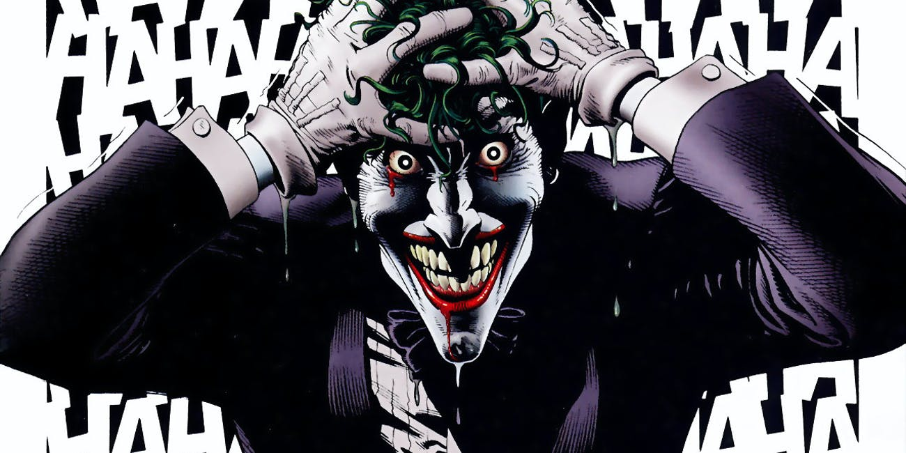 Batman The Killing Joke Joaquin Phoenix Joker