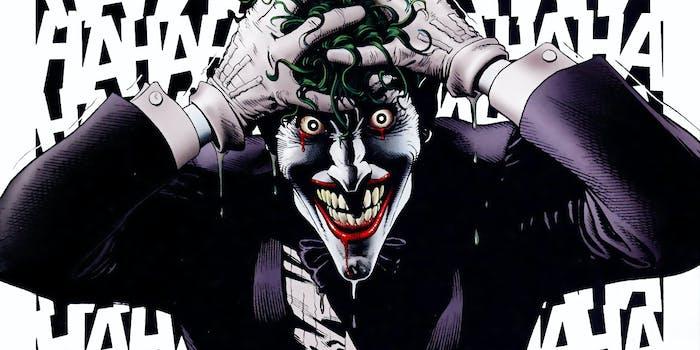 Batman The Killing Joke Joaquin Phoenix Joker