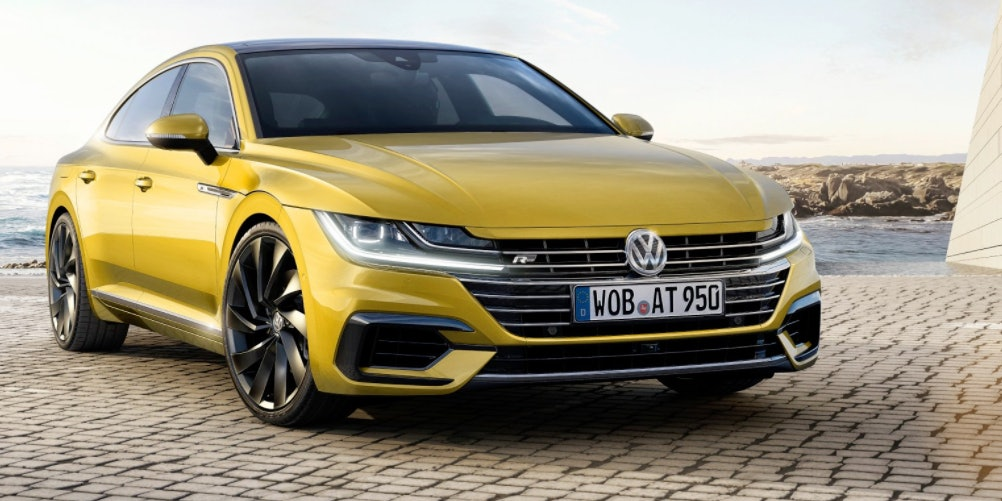 People Love New the Volkswagen Arteon's Design