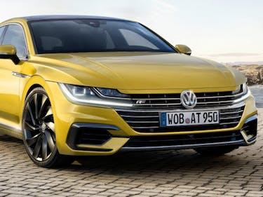 People Love New the Volkswagen Arteon's Design