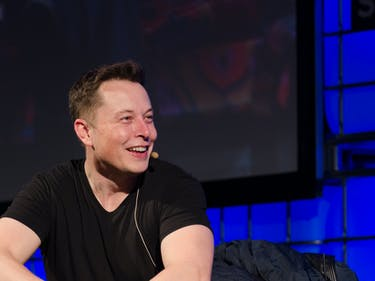 "Elon Musk Asks, ""Why Do You Want to Live?"""