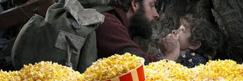 Whatever you do, don't make a sound during 'A Quiet Place' — and definitely don't eat any popcorn.