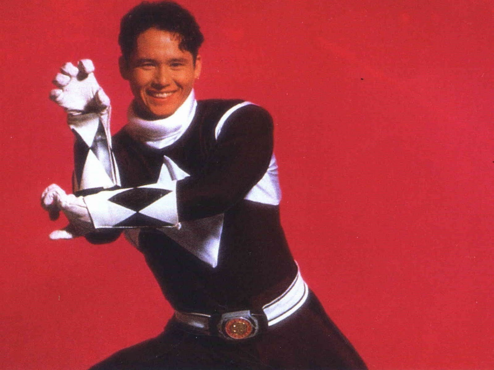 The Black Ranger Gave a Generation of Asian Men Swagger
