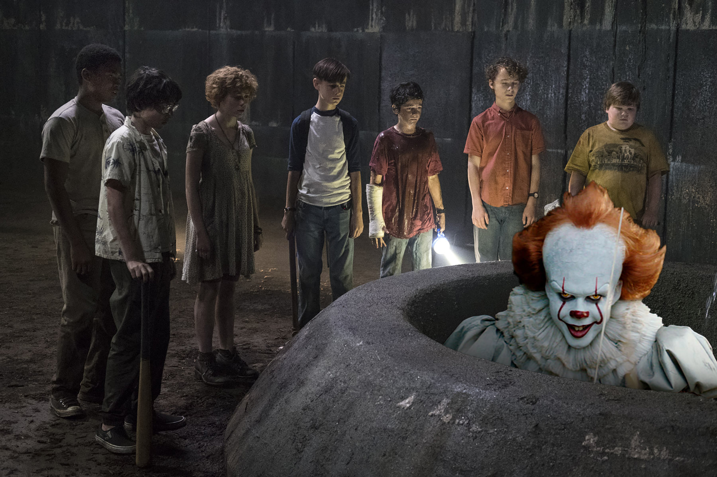 efc04c6f2 All Those Kids From Stephen King's 'It,' Ranked | Inverse