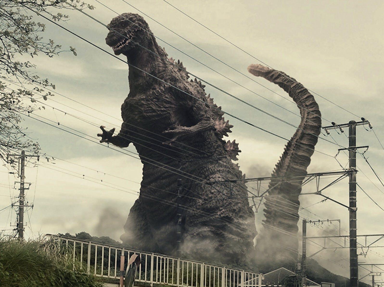 Shin Godzilla's Politics and the Meaning Behind Godzilla Films | Inverse