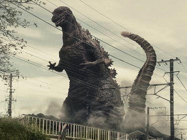 Political Monster: The Secret Messages in Godzilla Movies