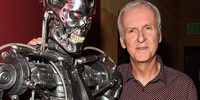 James Cameron is rebooting Terminator with Deadpool director Tim Miller