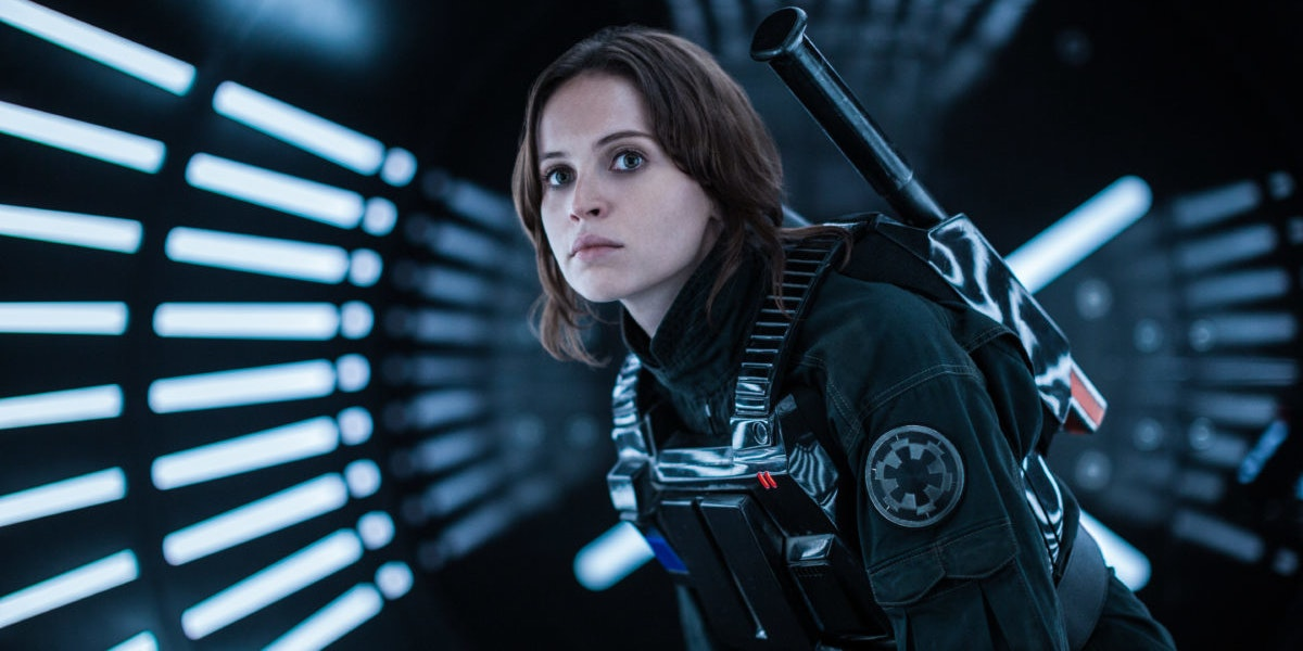 Rogue One opens on December 16.