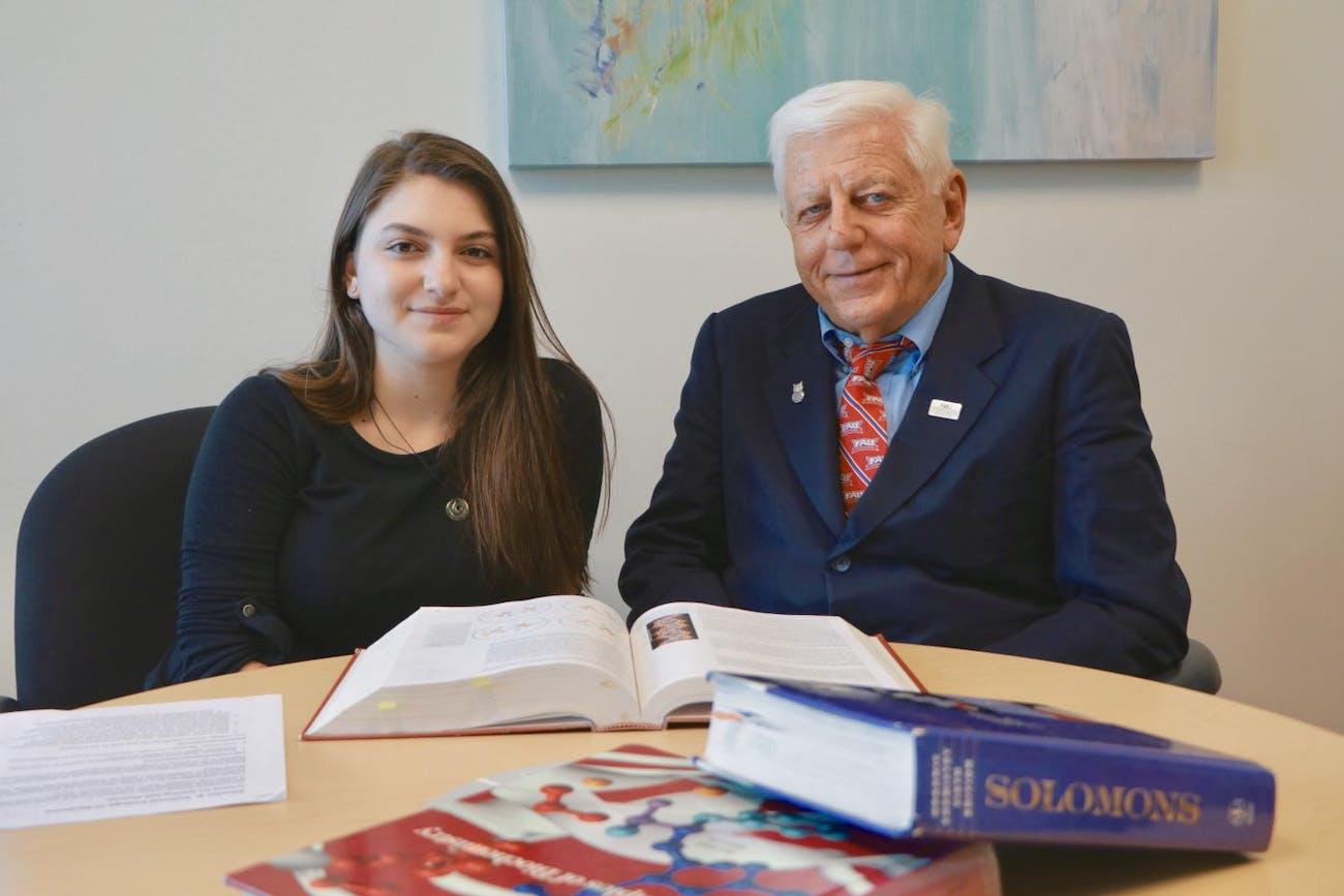 young innovators Rebecca Schneid