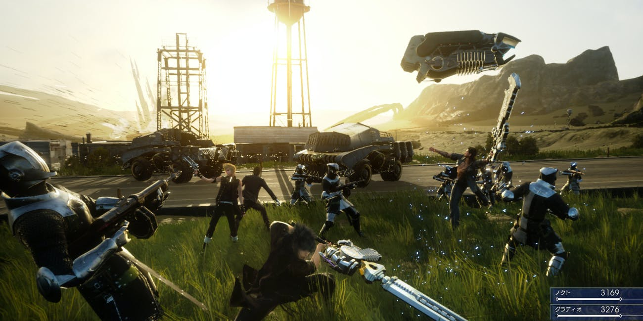 The Best Skills in the 'Final Fantasy XV' Ascension Grid | Inverse