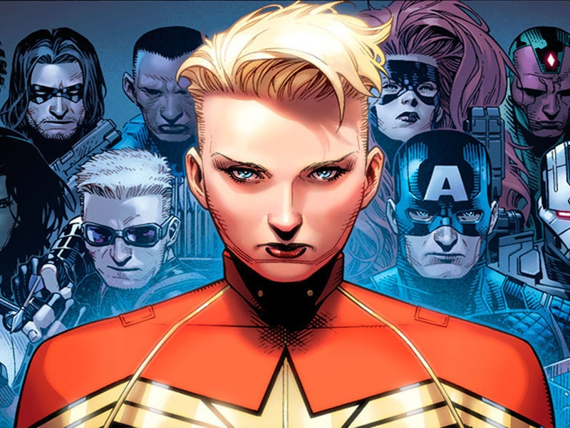 Kevin Feige Says 'Captain Marvel' is the Strongest MCU Hero