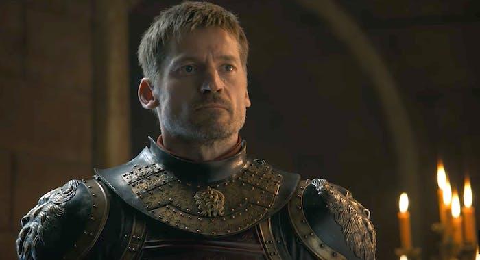 Nikolaj Coster-Waldau in 'Game of Thrones' Season 7