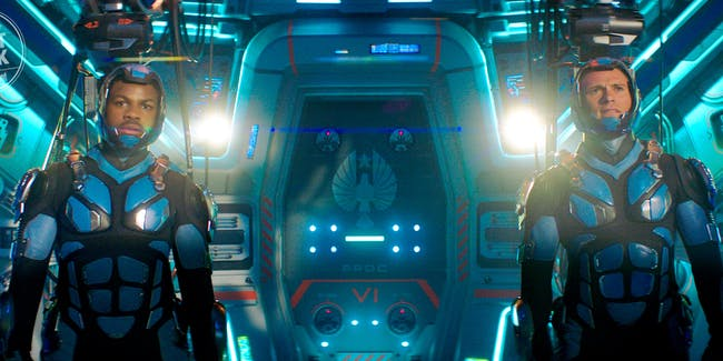 Jake and Nate were partners back in the day, and they join forces again in 'Pacific Rim Uprising'.