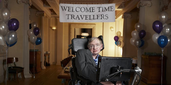 Stephen Hawking, Big Bang
