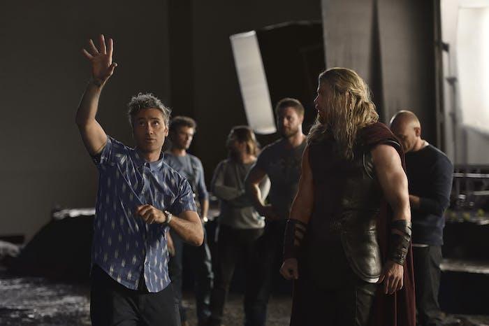 Thor Ragnarok Chris Hemsworth