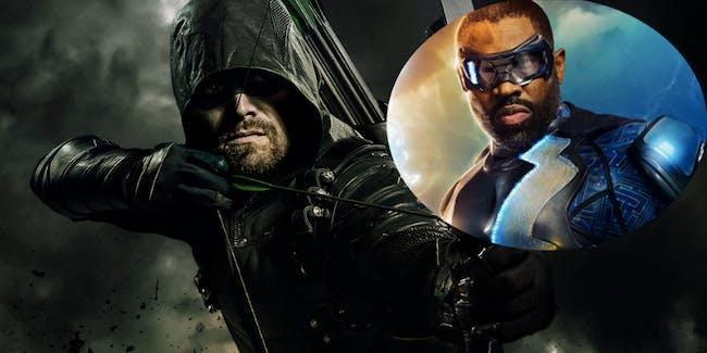 'Arrow','Black LIghtning'