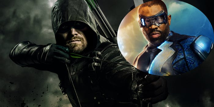 'Arrow','Black LIghtning'