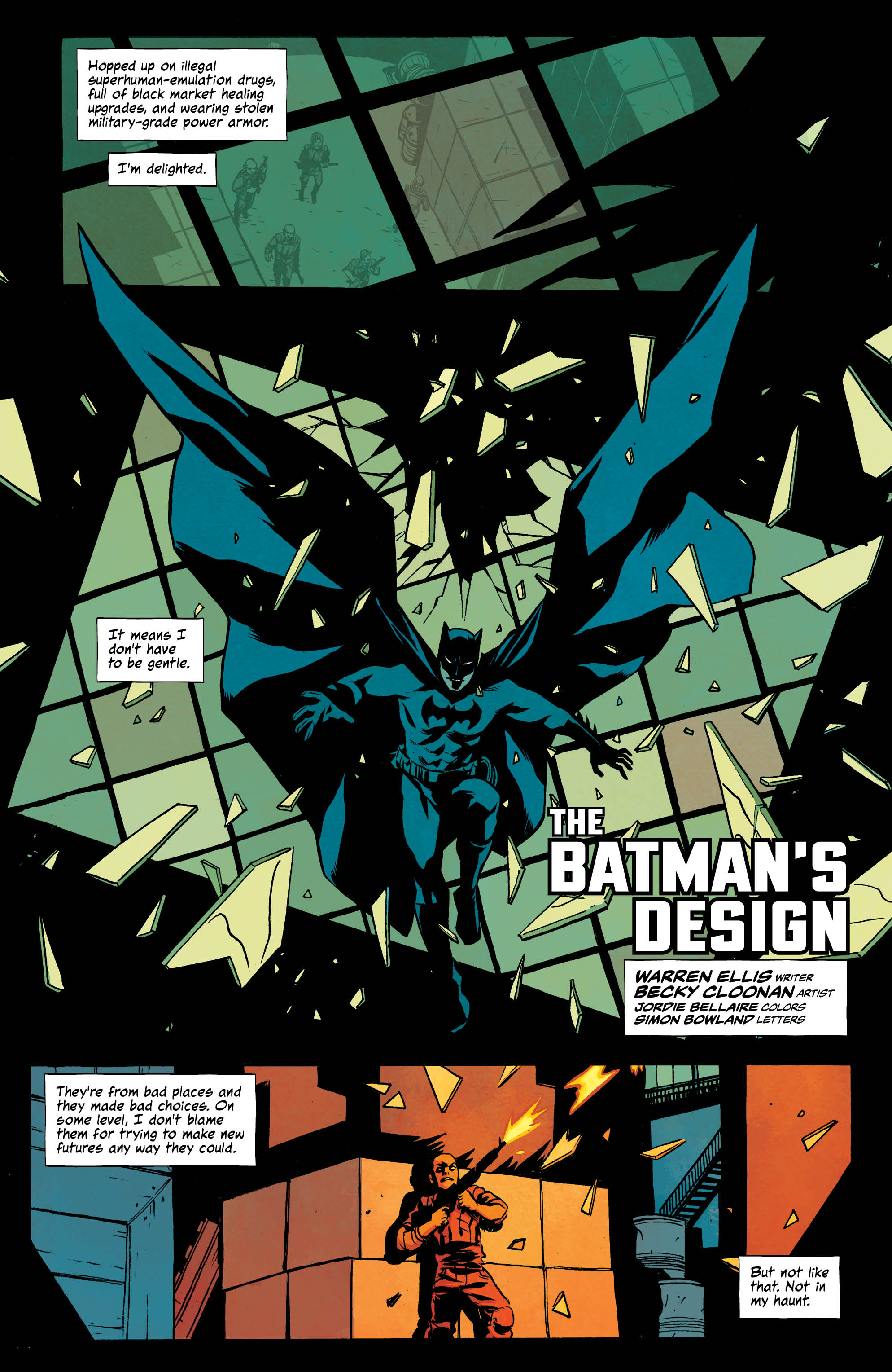 Batman cartoon Porno Comic