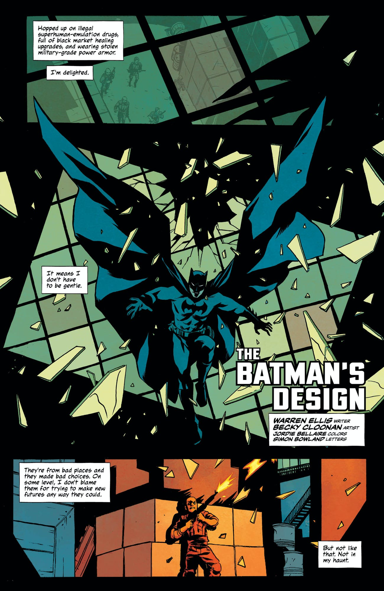 Detective Comics 1000': Batman Reclaims the Gun That Killed