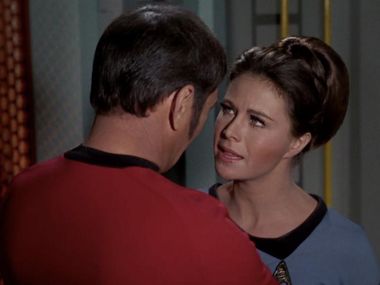 Scotty's Classic Girlfriend Is Secretly in 'Star Trek Beyond'