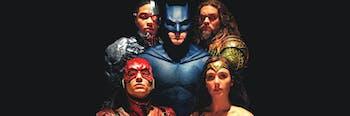 Cyborg, Aquaman, Batman, The Flash, Wonder Woman -- 'Justice League'