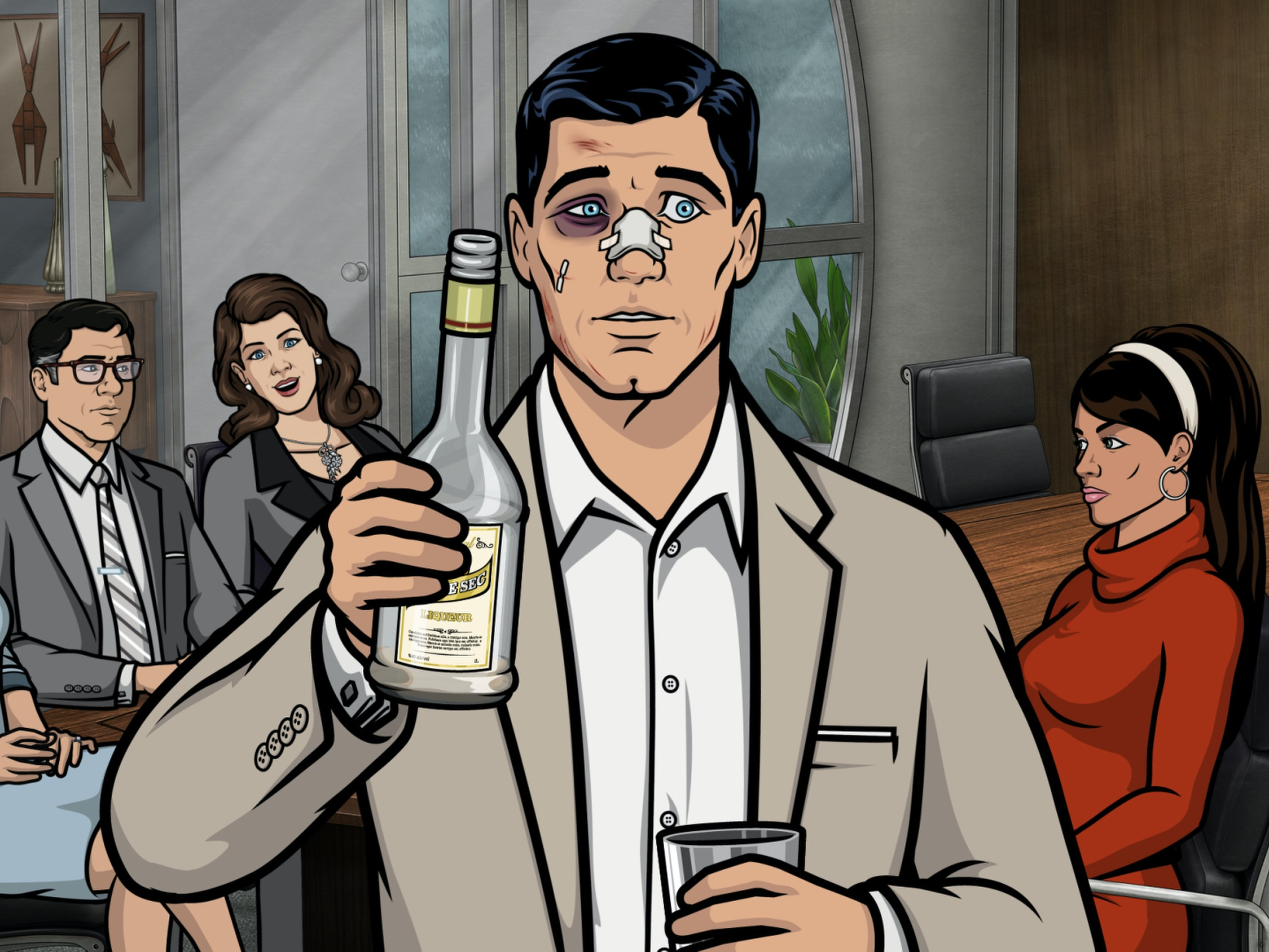 Archer' Creator Adam Reed on Making His Hero Old
