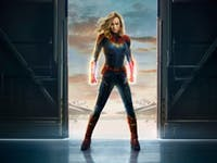 'Captain Marvel' poster
