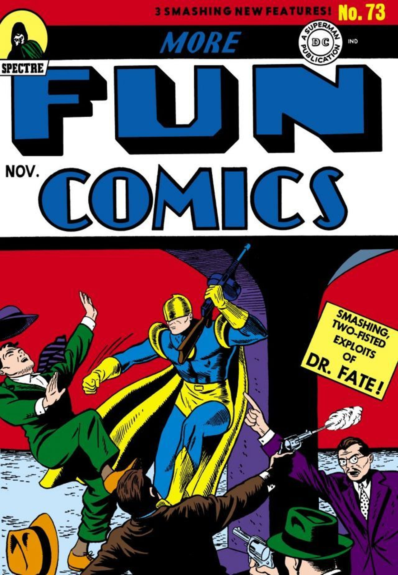 DC Green Arrow More fun comics